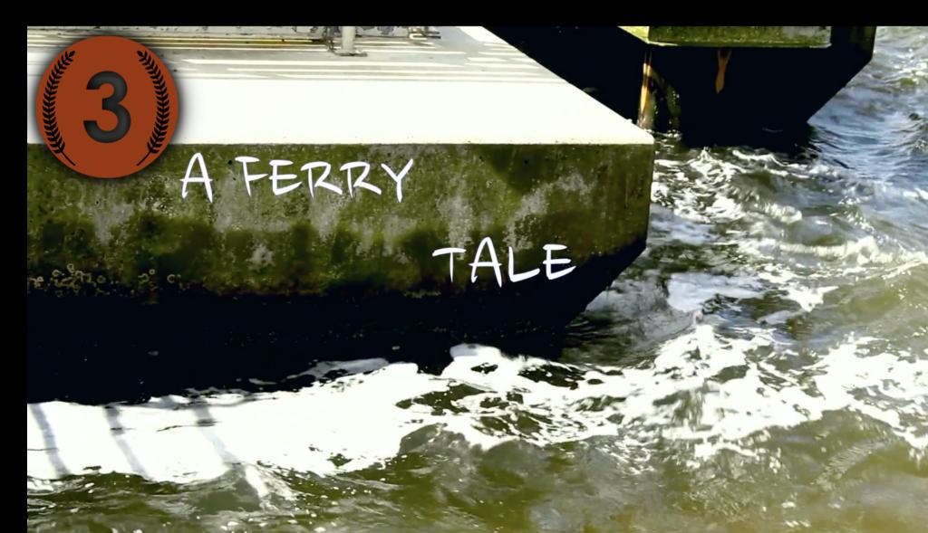 A ferry tale (3. Platz)